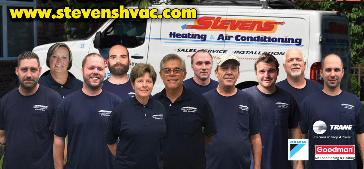 Stevens Heating & Air Conditioning Team